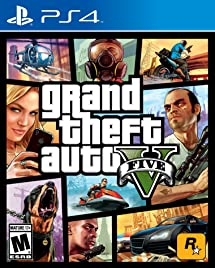 Grand Theft Auto V (Standard Edition) PlayStation 4