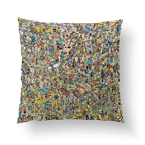 Where is Waldo Pillow