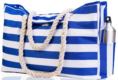 eb7b0d3d2667 Buy from Amazon. This is a giant, waterproof beach bag.