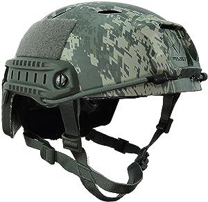 Camouflage Military Tactical Helmet Outdoor Motorcycle Helmet Standard Edition