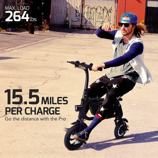 SwagCycle Pro Electric Bike Review