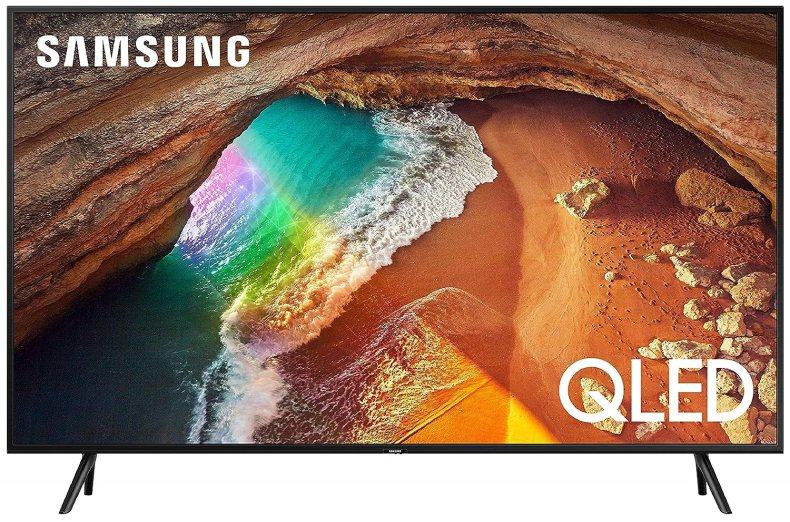 Samsung 123 cm (49 Inches) 4K Ultra HD Smart QLED TV QA49Q60RAKXXL