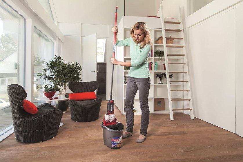 fregar el suelo fácil y rápido