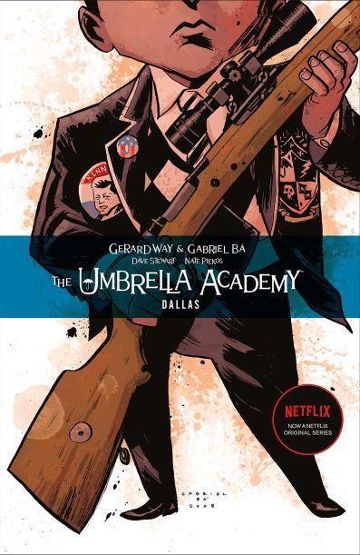 Image result for umbrella academy dallas