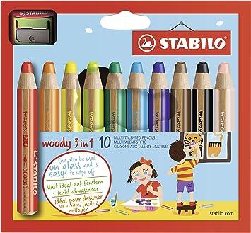 Crayons Stabilo