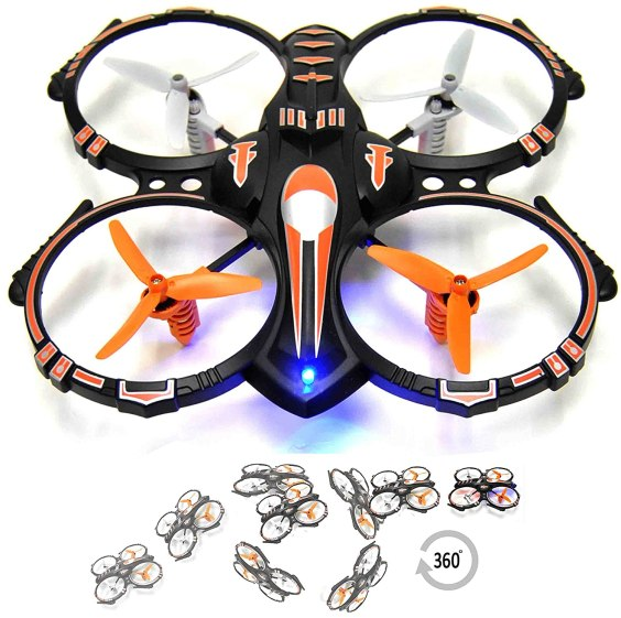 RC Stunt Drone Quadcopter w/ 360 Flip Review