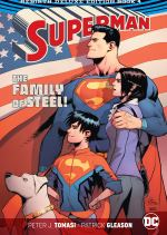 Superman: The Rebirth Deluxe Edition Book Four TP