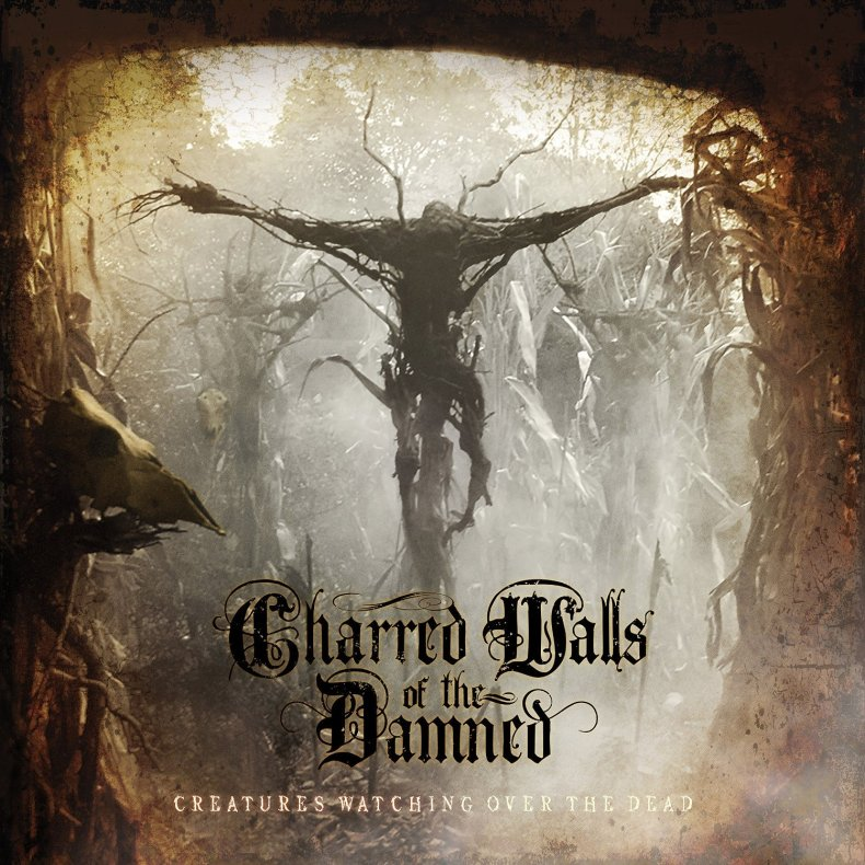 Creatures Watching Over The Dead: Charred Walls of the Damned: Amazon.fr:  Musique