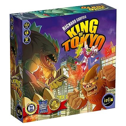 "Image result for king of tokyo board game"""