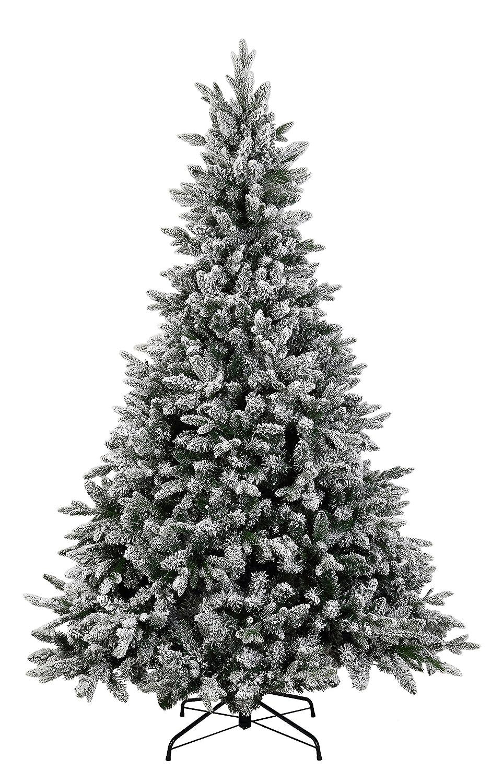 Pre-Lit Multi-Color LED Light Show Cone Christmas Tree - Best ...