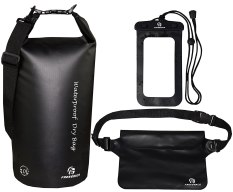 Waterproof Dry Bags Set of three