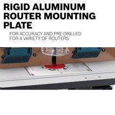 Rigid Mounting Plate