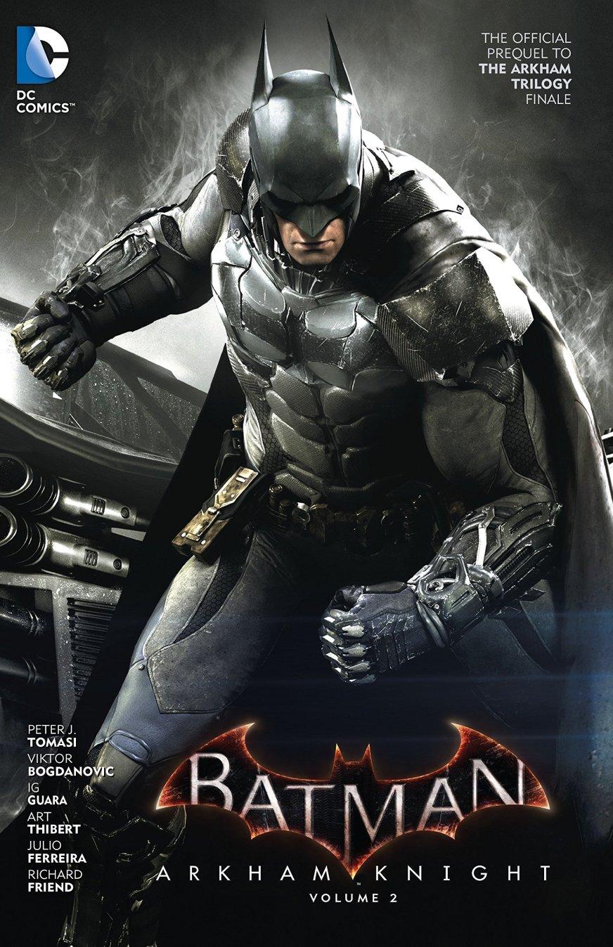 Batman And The Arkham Knight