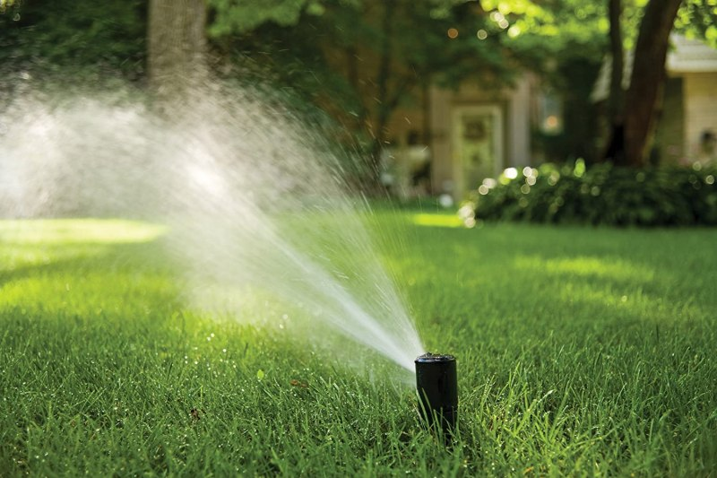 how to adjust hunter sprinkler heads