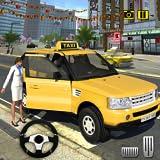 Crazy Taxi Driving Simulator 2018: NY City Cab Taxi Driver Games