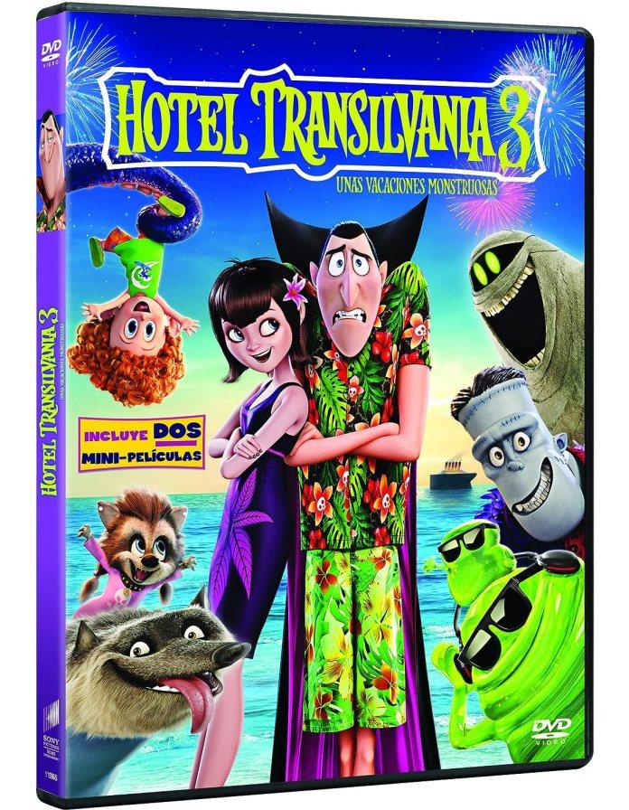 Hotel Transilvania 3