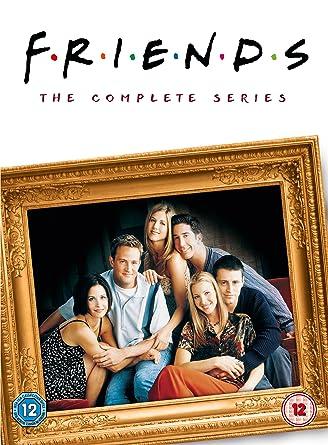 Friends DVD Box