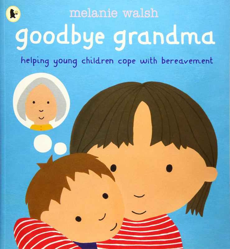 Image result for Goodbye Grandma / Melanie Walsh.