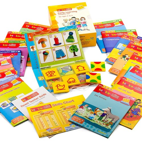 BambinoLUK Complete Early Learning