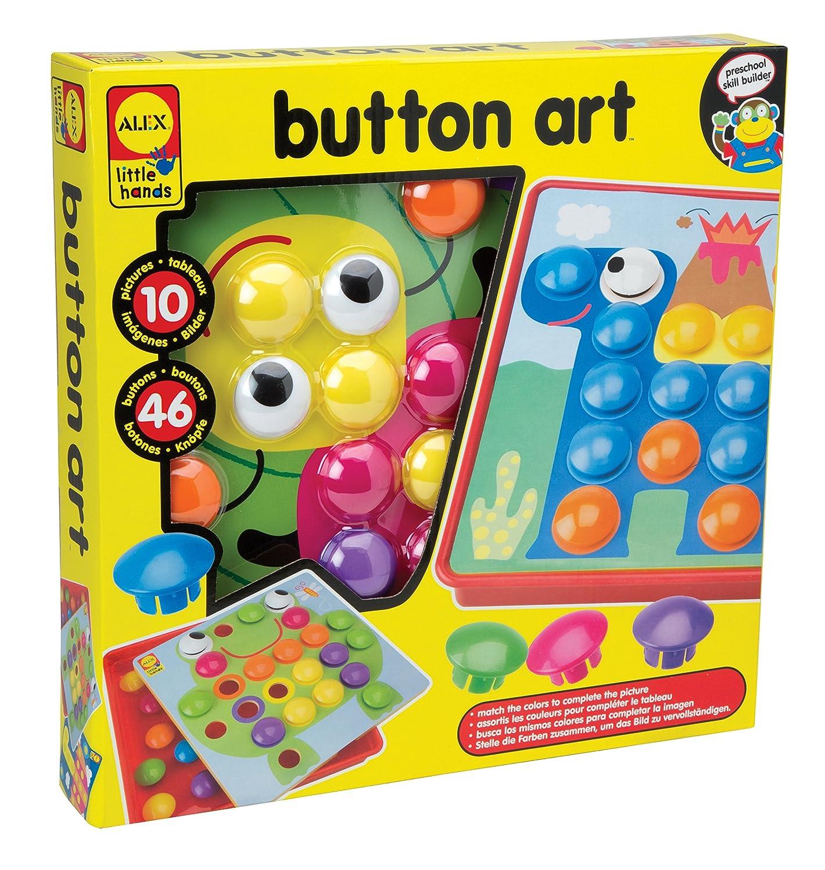 ALEX Toys Button Art