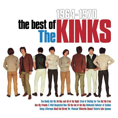Best of The Kinks 1964-1970 : Kinks: Amazon.fr: Musique