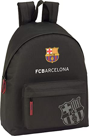 Day Pack Infantil FC Barcelona Black Oficial