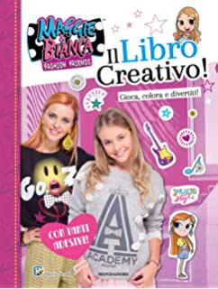 Test E Quiz Maggie Bianca Fashion Friends Amazonit Libri