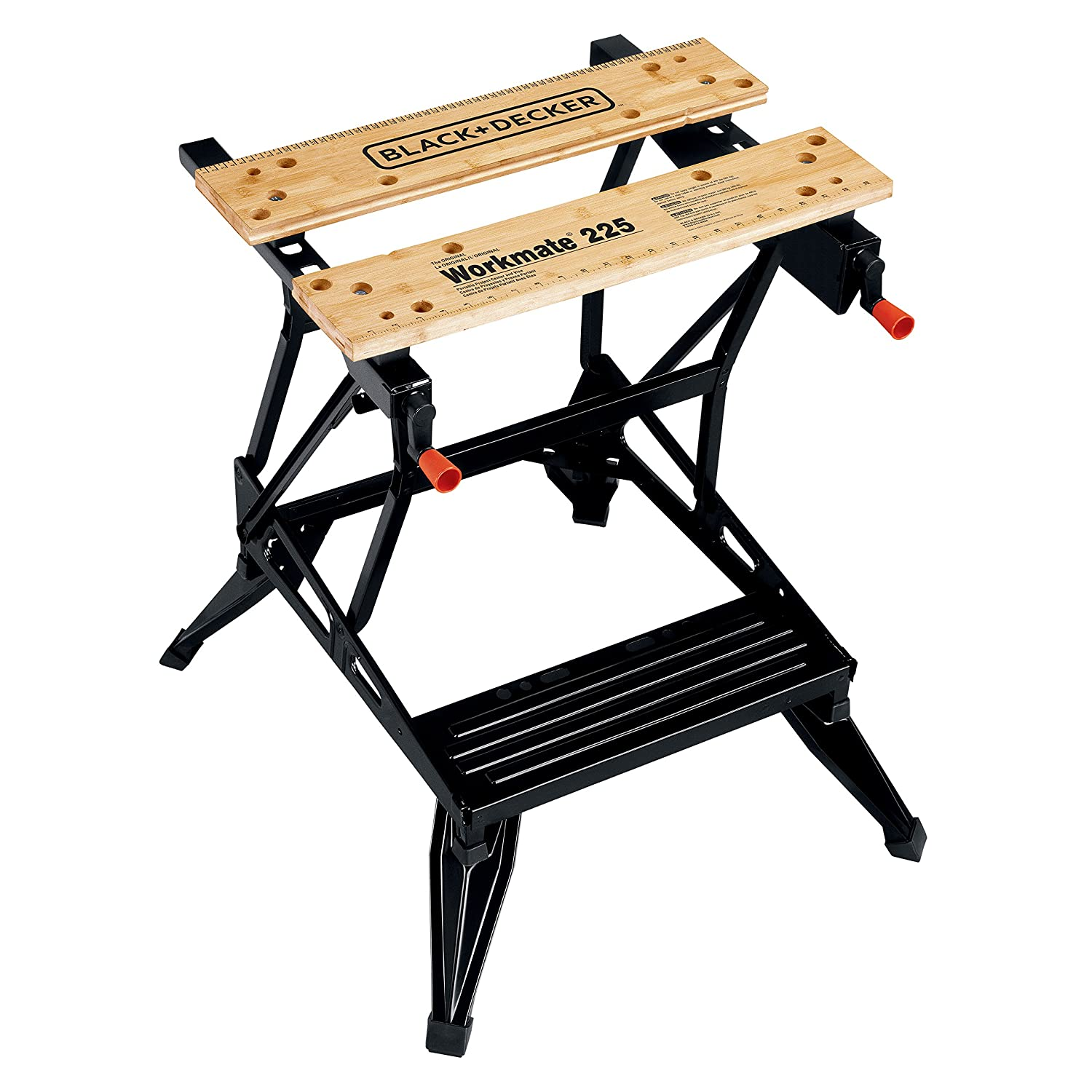 BLACK+DECKER Portable Project Center and Vise