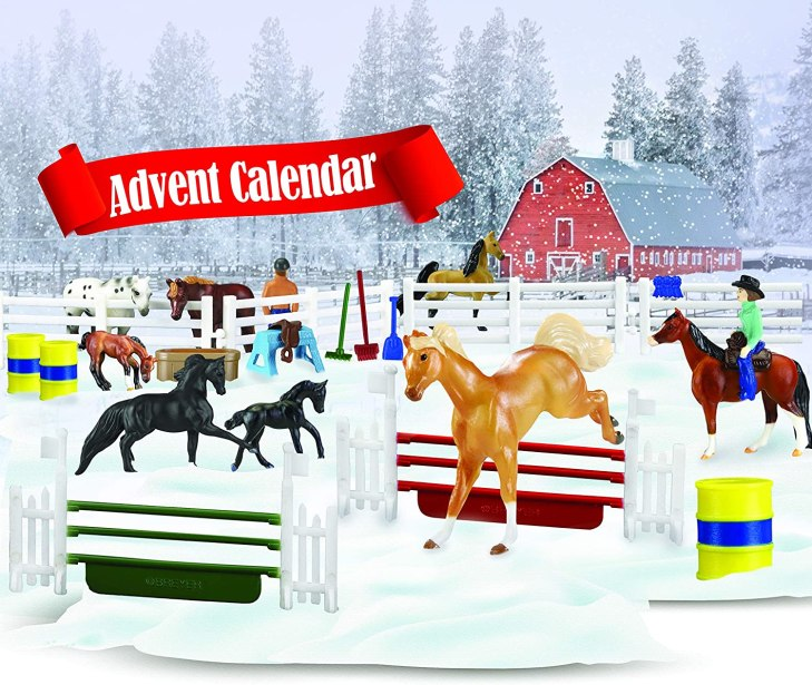Advent Calendar for Horse Lovers