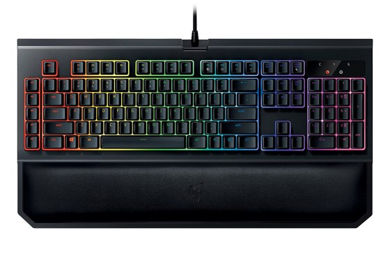 Razer BlackWidow Chroma V2Ergonomic KeyboardBlack Friday Deal2019