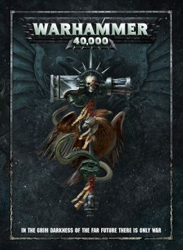 Games Workshop Warhammer 40, 000 Rulebook: Games Workshop ...
