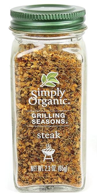 Simply Organic Grilling Seasoning