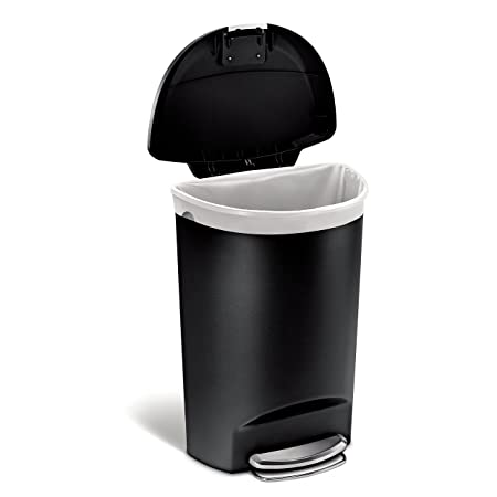 SimpleHuman-Semi-Round-Step-Trash-Can-Reviews