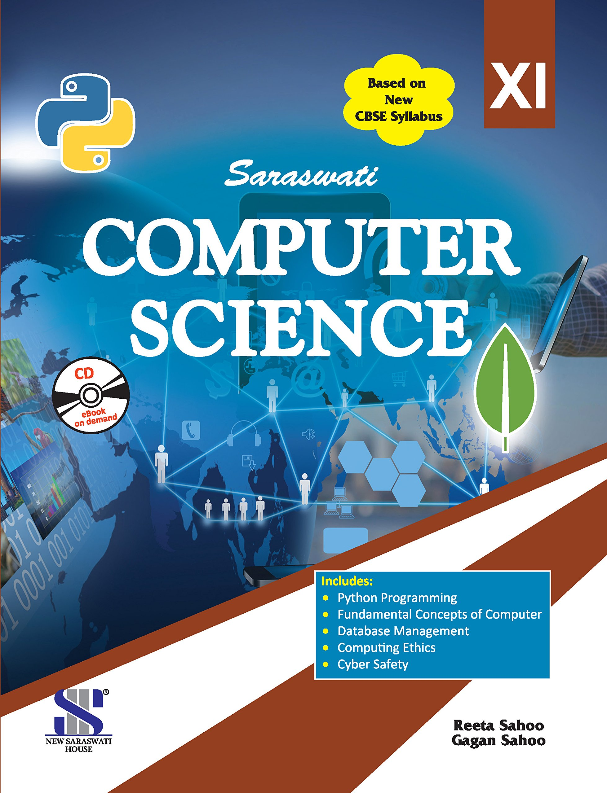 Computer Science Cbse Class 11 Educational Book Amazon In Reeta Sahoo Gagan Sahoo Books