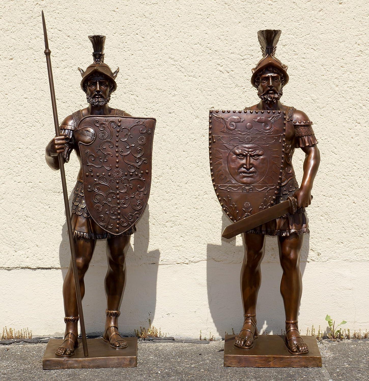 Amazon Com Art Ambiance Gatekeepers Roman Warriors Bertel Thorvaldsen Sculptures For Sale Garden Statues For Sale Greek Style Home Kitchen