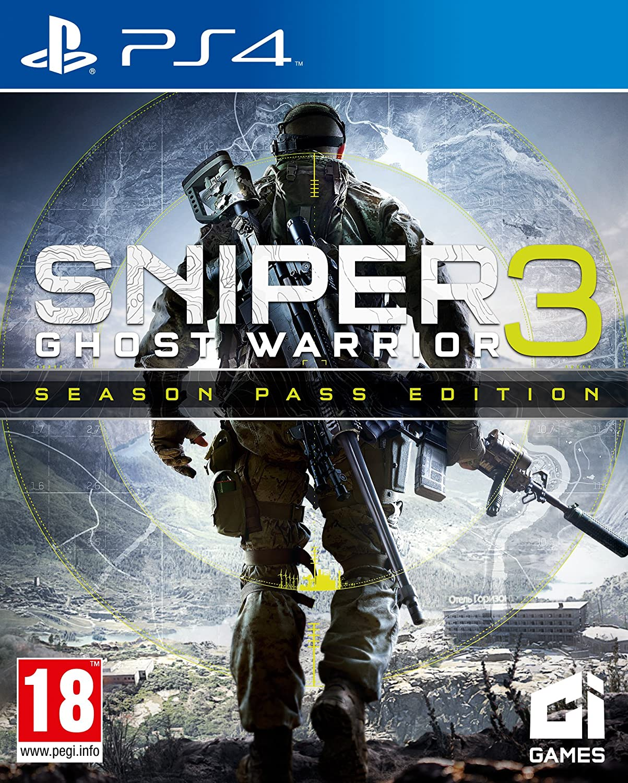 Sniper : Ghost Warrior 3 - édition Season Pass