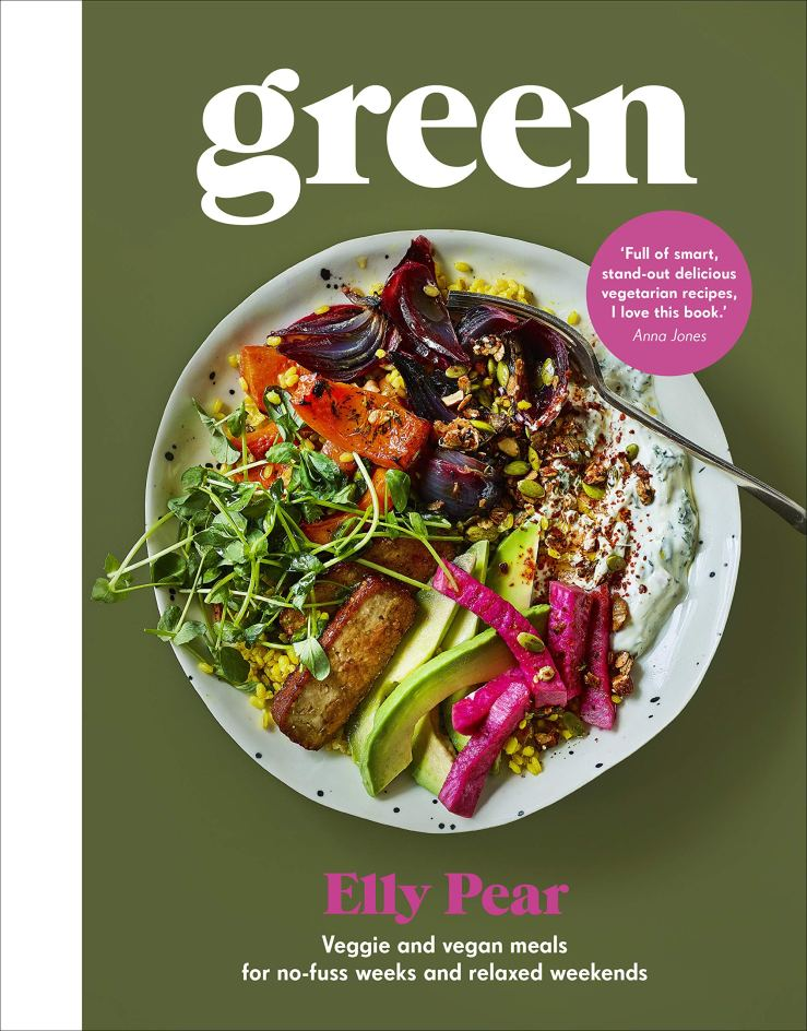 """Image result for Green : veggie and vegan meals for no-fuss weeks and relaxed weekends"""""""
