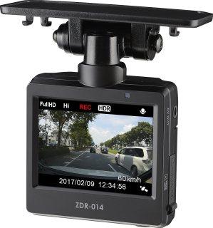 コムテック ドライブレコーダー ZDR-012 200万画素 Full HD 1年保証 常時録画 衝撃録画 高速起動