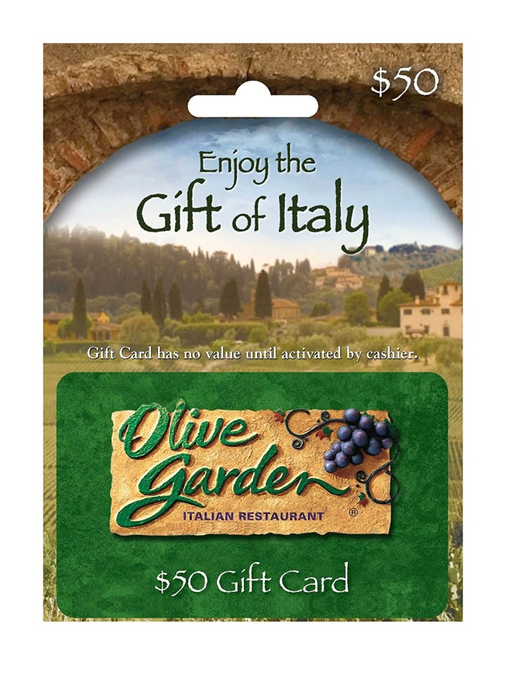 Olive Garden Gift Card Expiration Date | Letterjdi.co