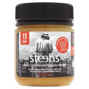 Steens Manuka Honey UMF 15 (MGO 514) 8.8 Ounce Jar