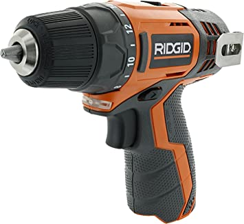 Amazon Com Ridgid R82005 Genuine Oem 3 8 Inch 12v Lithium Ion Brushless And Cordless 300 In Lbs Drill Driver Battery Not Included Power Tool Only Home Improvement