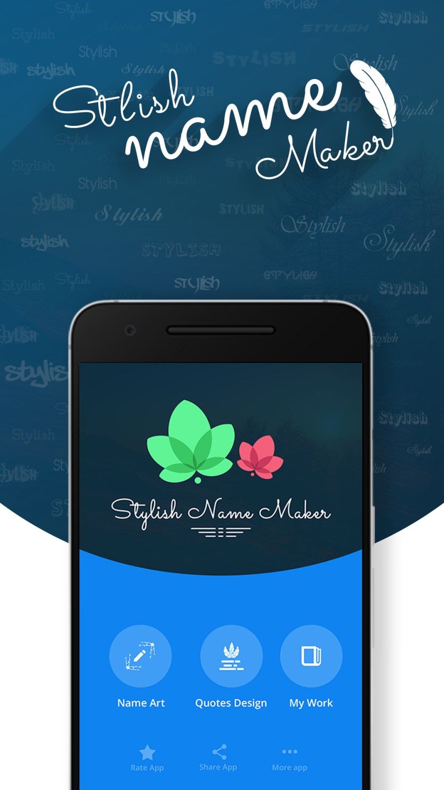 Amazoncom Stylish Name Maker And Quote Designs Appstore