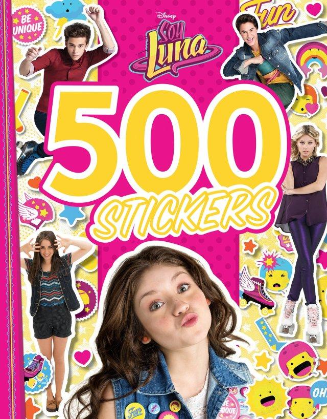 Soy Luna 30 stickers : Disney: Amazon.fr: Livres