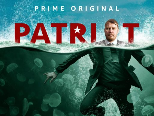 Patriot TV series on Amazon Prime