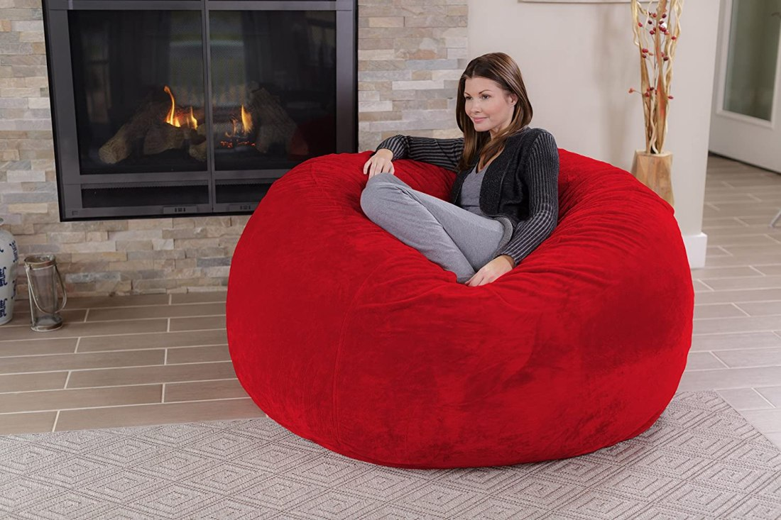 Remarkable Bean Bag Chair An Ideal Companion For Kids And Adults Ibusinesslaw Wood Chair Design Ideas Ibusinesslaworg