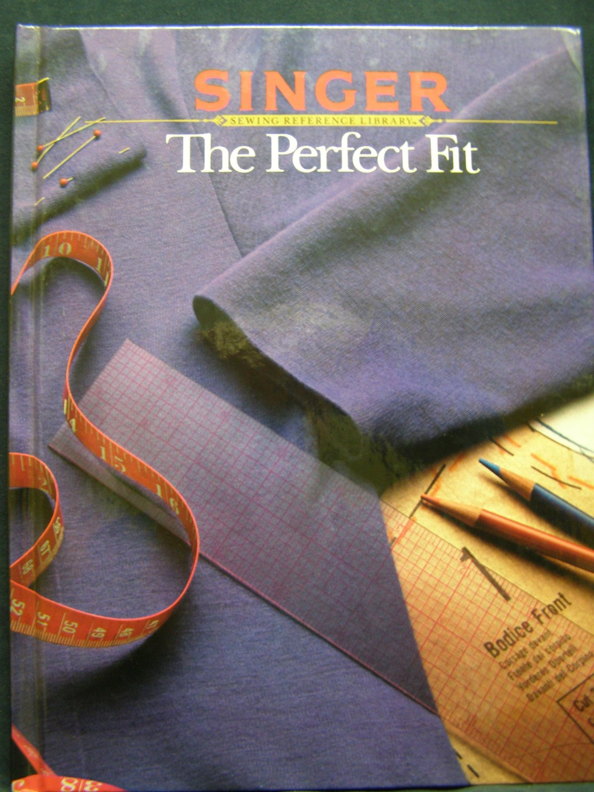 Book cover for The Perfect Fit