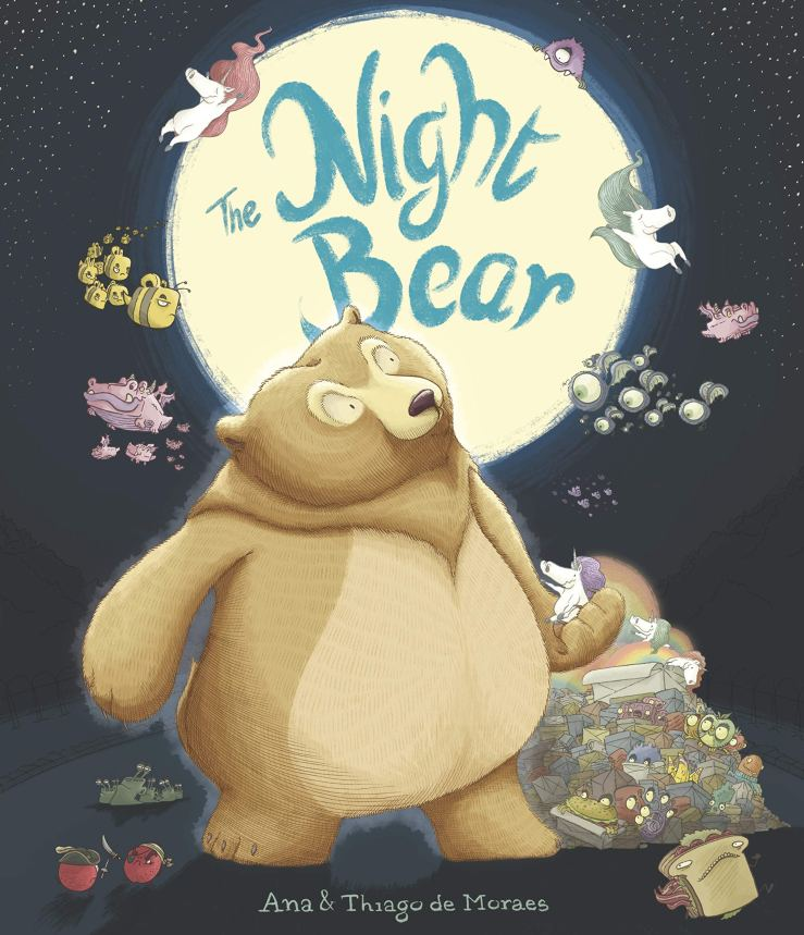Image result for The Night Bear