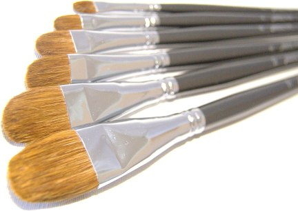 best oil paint brushes for fine detail - Creative Colors