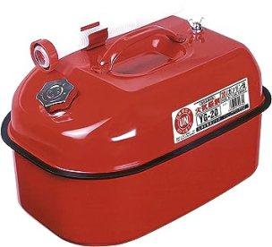 「ガソリン携行缶」の画像検索結果