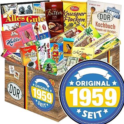 Original Seit 1959 Ddr Schokolade Ostpaket Frau 60 Geburtstag Geschenke